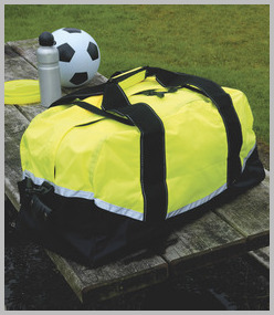 RTY Reflective Holdall