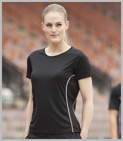 Tombo Teamwear Ladies Performance Sports T-Shirt