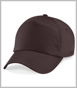 Beechfield Unlined Cotton Cap