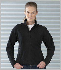Jerzees Ladies Micro Fleece Jacket