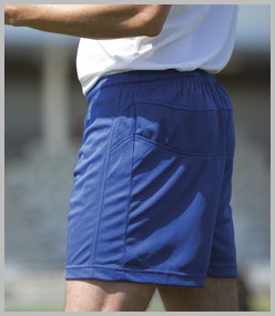 Tombo Football Performance Shorts