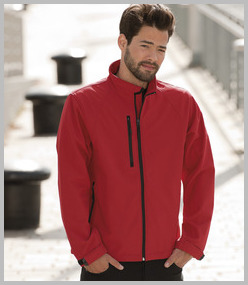Jerzees Soft Shell Jacket