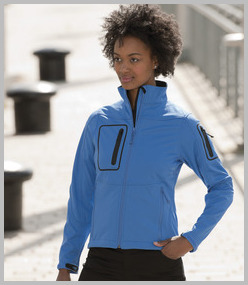Jerzees Ladies Sports Shell 5000 Jacket
