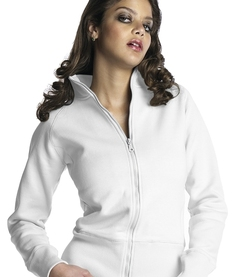 Continental Womens Sweat Jacket With Pockets