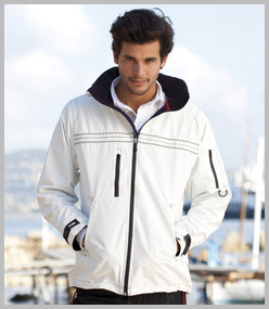 Front Row Collection Classic Waterproof Jacket