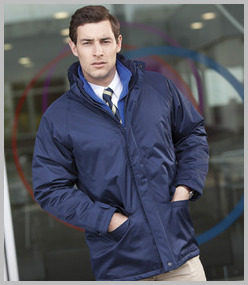 Henbury Milan City Jacket