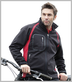 Finden & Hales Team Soft Shell Jacket