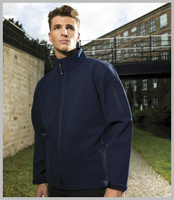 Premier Windchecker Soft Shell Jacket