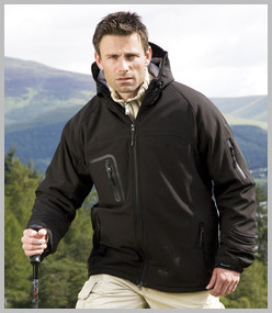 Result Extreme TECH Performance Soft Shell Jacket