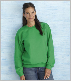 Gildan Heavy Blend Drop Shoulder Sweatshirt