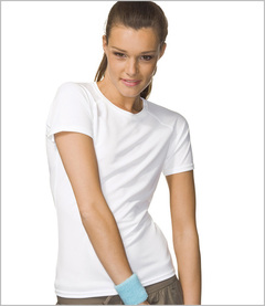 Hanes Tagless Ladies Sports T-shirt