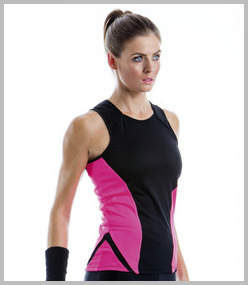 Kustom Kit Gamegear Ladies Cooltex Sports Vest