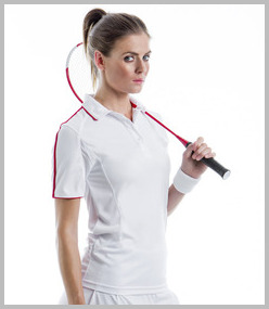 Kustom Kit Gamegear Ladies Cooltex Sports Polo Shirt