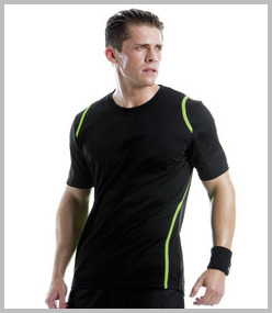Kustom Kit Gamegear Cooltex T-shirt