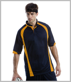 Kustom Kit Gamegear Cooltex Rugby Top