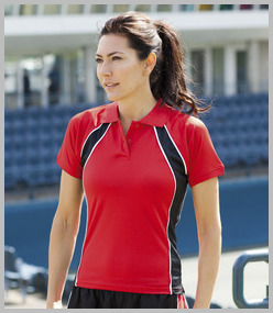 Finden & Hales Ladies Performance Team Polo Shirt