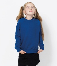 SG Kids Raglan Sleeve Crew Neck Sweat