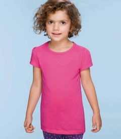 Humbugz Girls Long Length T-shirt