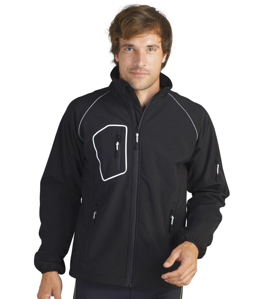 SOLs Rapid Performance Soft Shell Jacket
