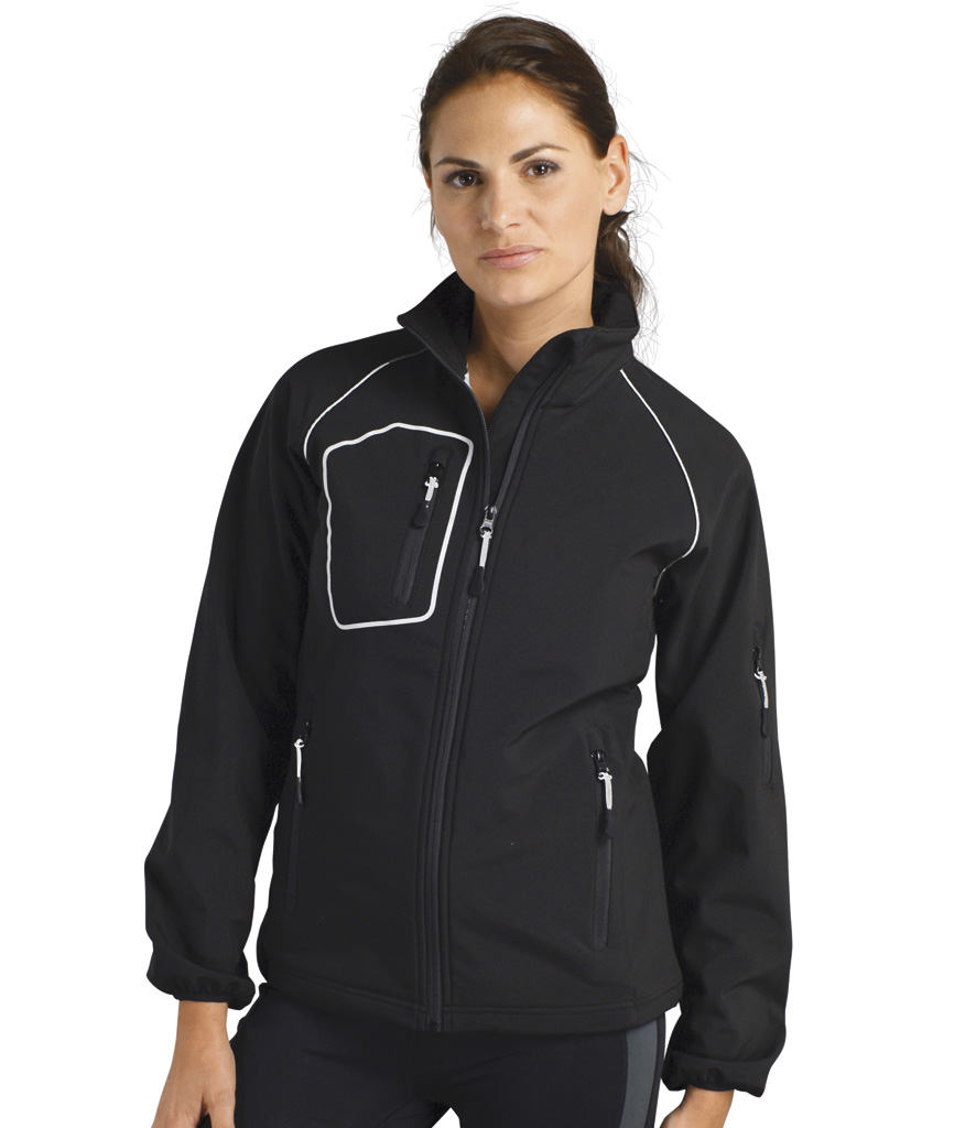 SOLs Ladies Rapid Performance Soft Shell Jacket