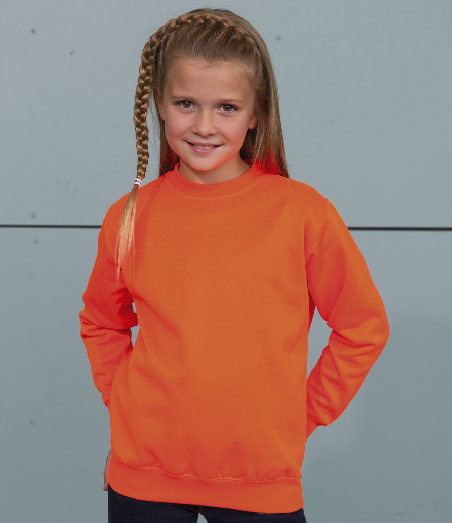 AWDis Kids Electric Sweatshirt