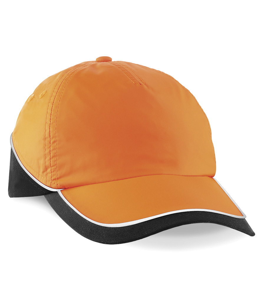 Beechfield Enhanced-Viz Team Cap
