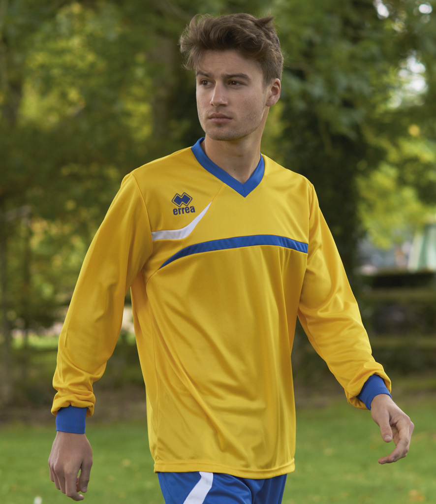 Errea Derby Long Sleeve Shirt
