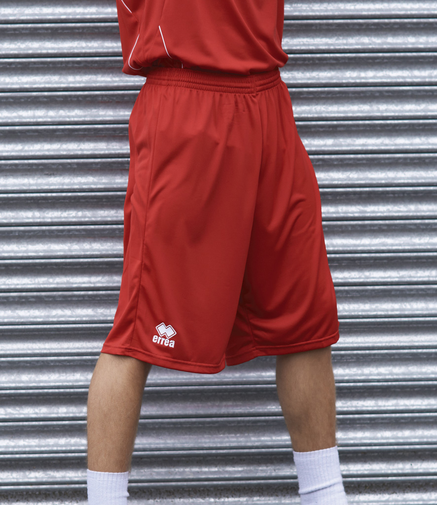 Errea Dallas Backetball Shorts