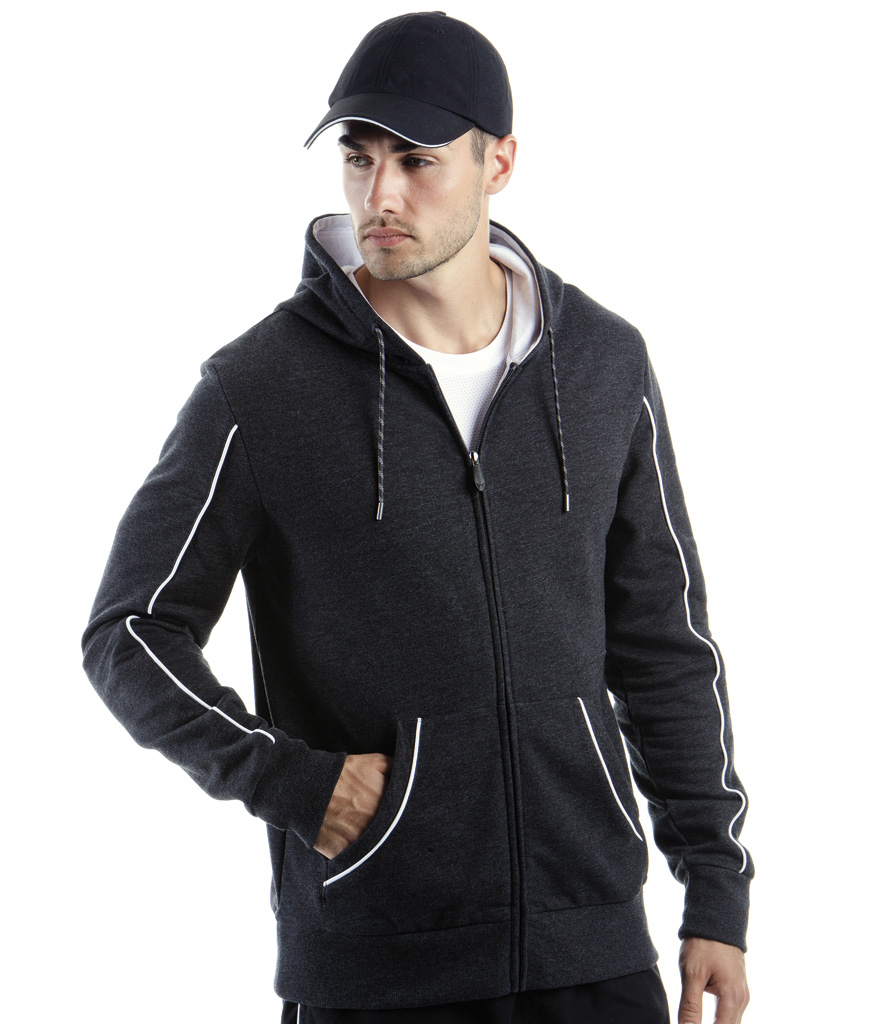 Gamegear Zip Hooded Track Jacket