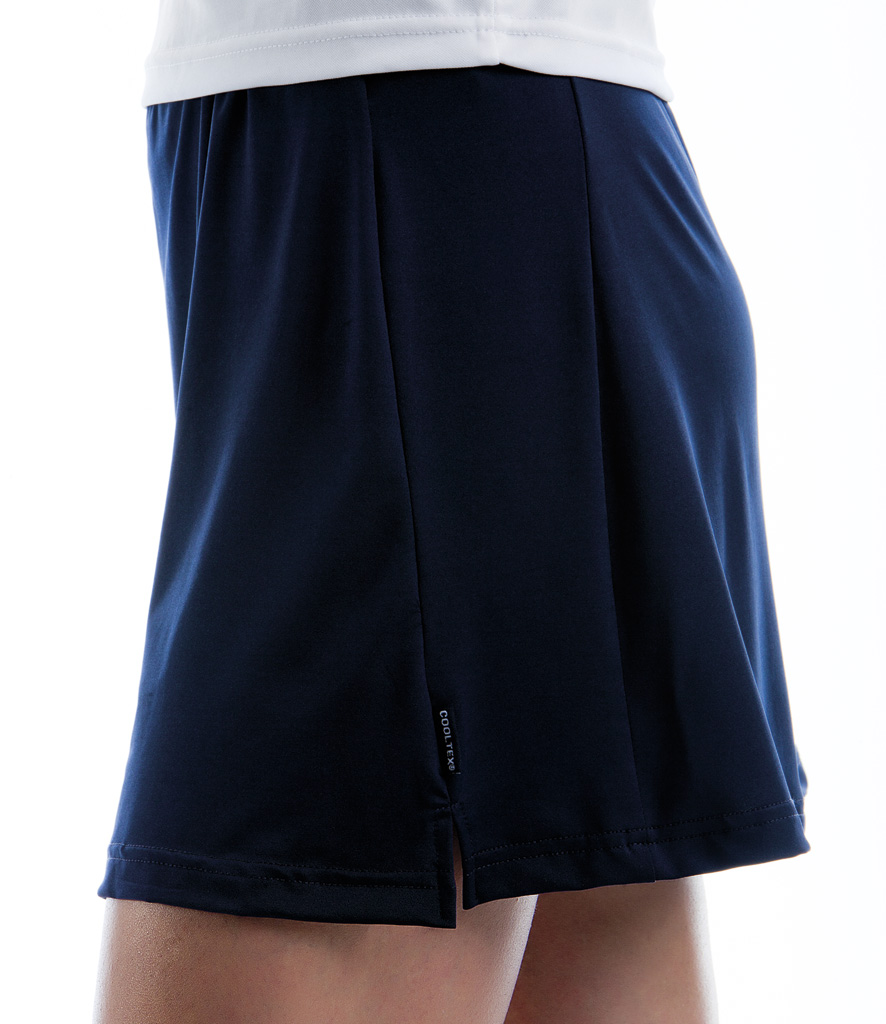 Gamegear Ladies Cooltex Skort