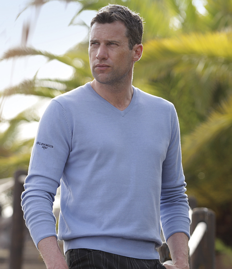 Glenmuir Eden V Neck Sweater