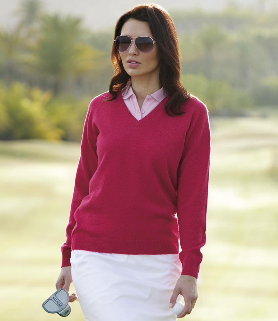 Glenmuir Ladies Brunton V Sweater
