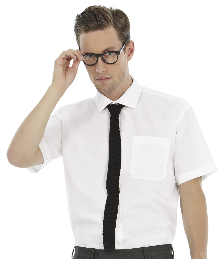 B&C Smart Short Sleeve Shirt