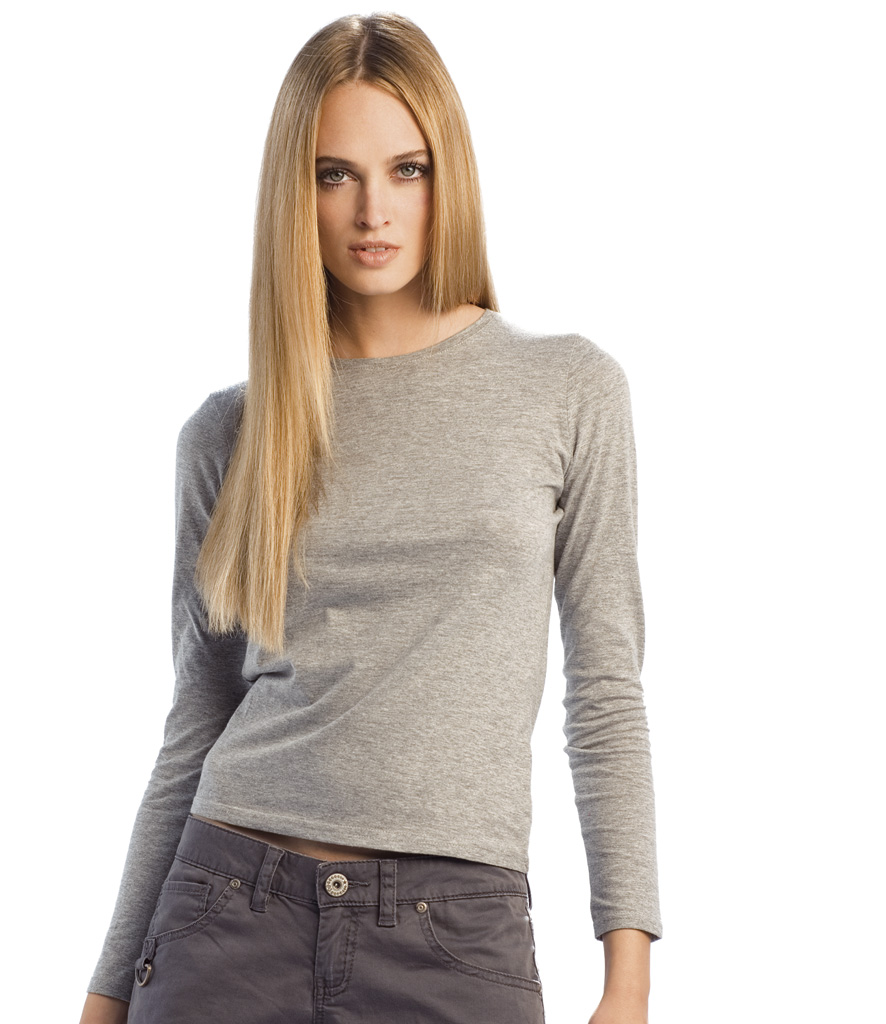 B&C Women-Only Long Sleeve T-Shirt