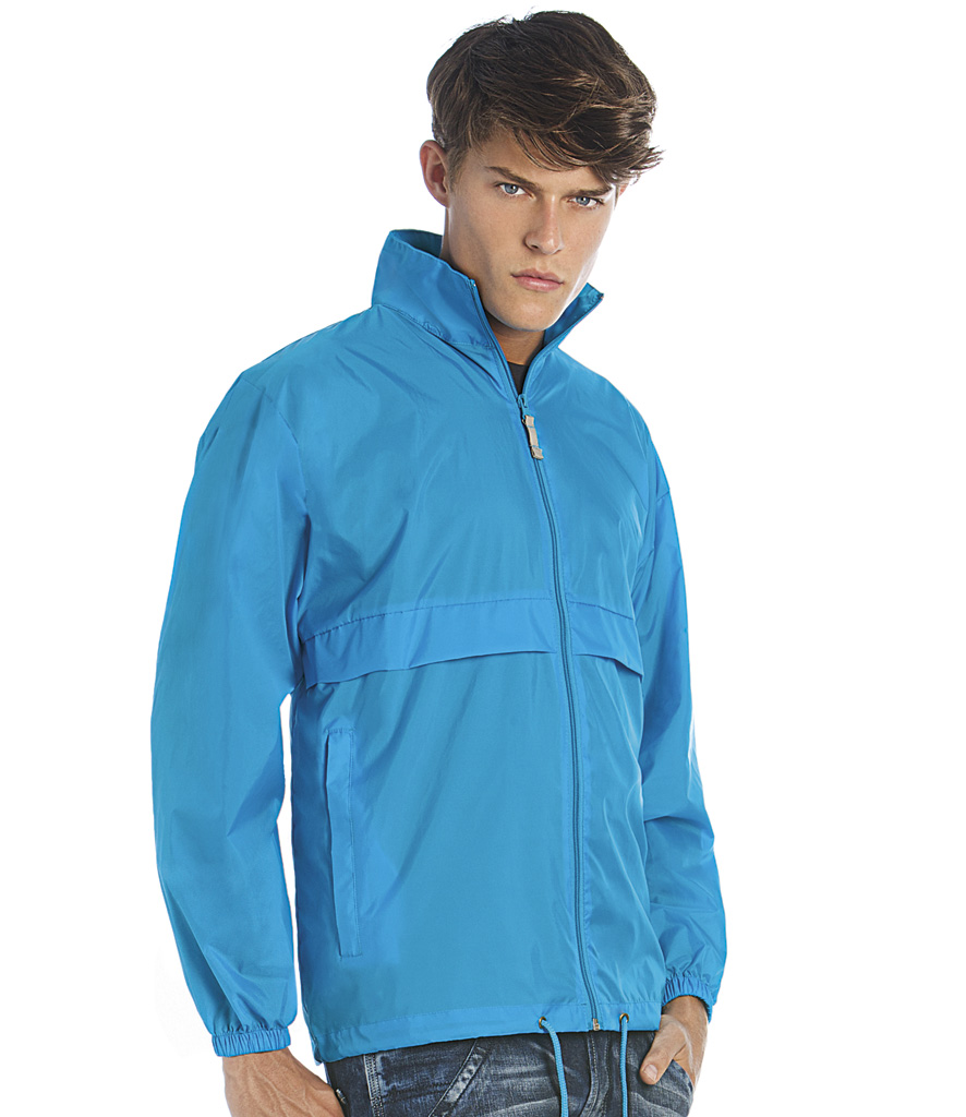 B&C Sirocco Windbreaker Jacket