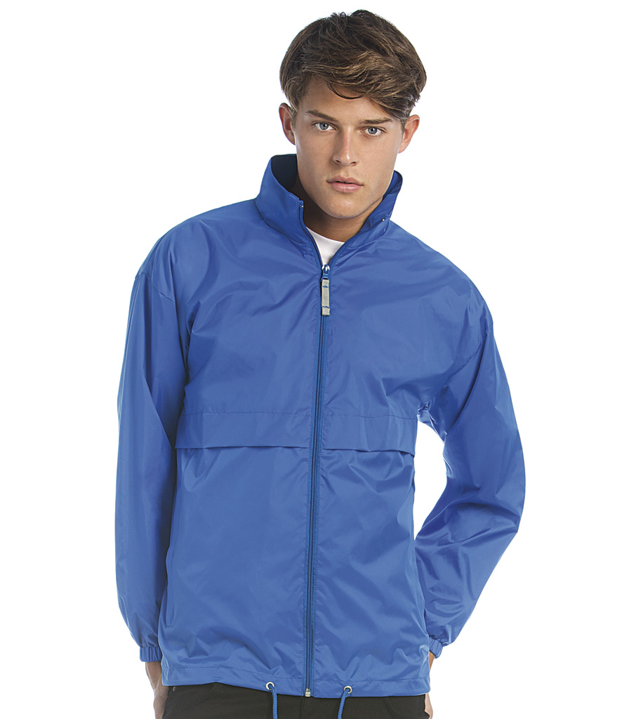 B&C Air Windbreaker Jacket