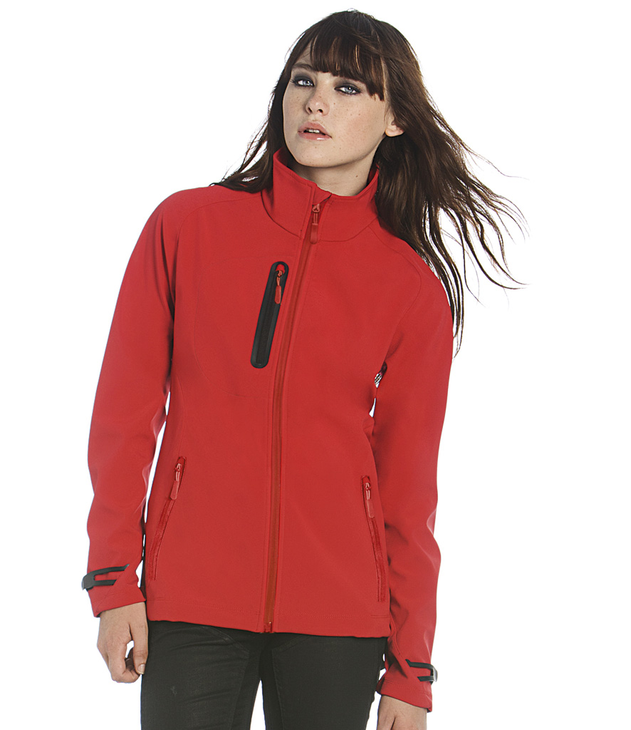 B&C Ladies X-Lite Soft Shell Jacket