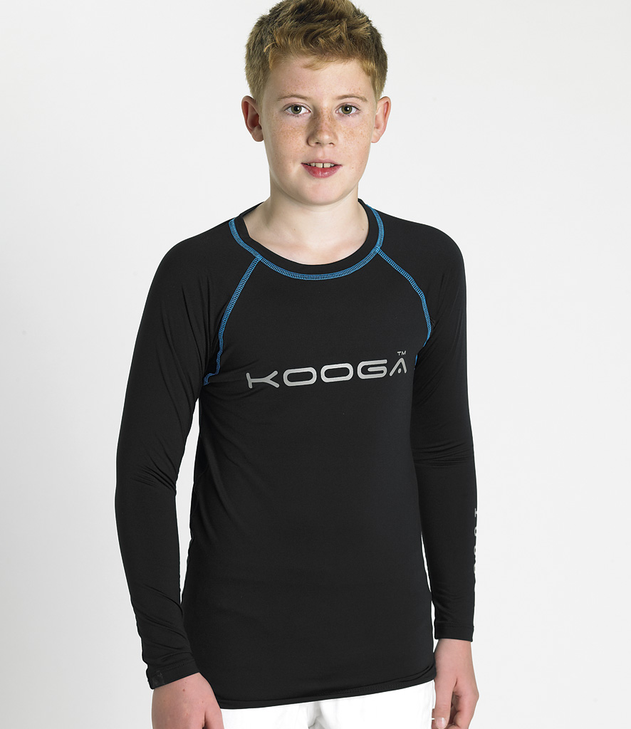 Kooga Kids Power Shirt (Base Layer)