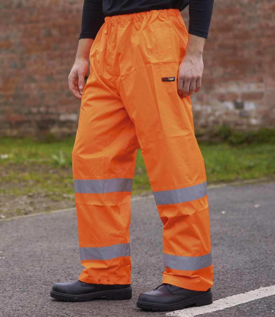 Warrior Seattle High Visibility Trousers