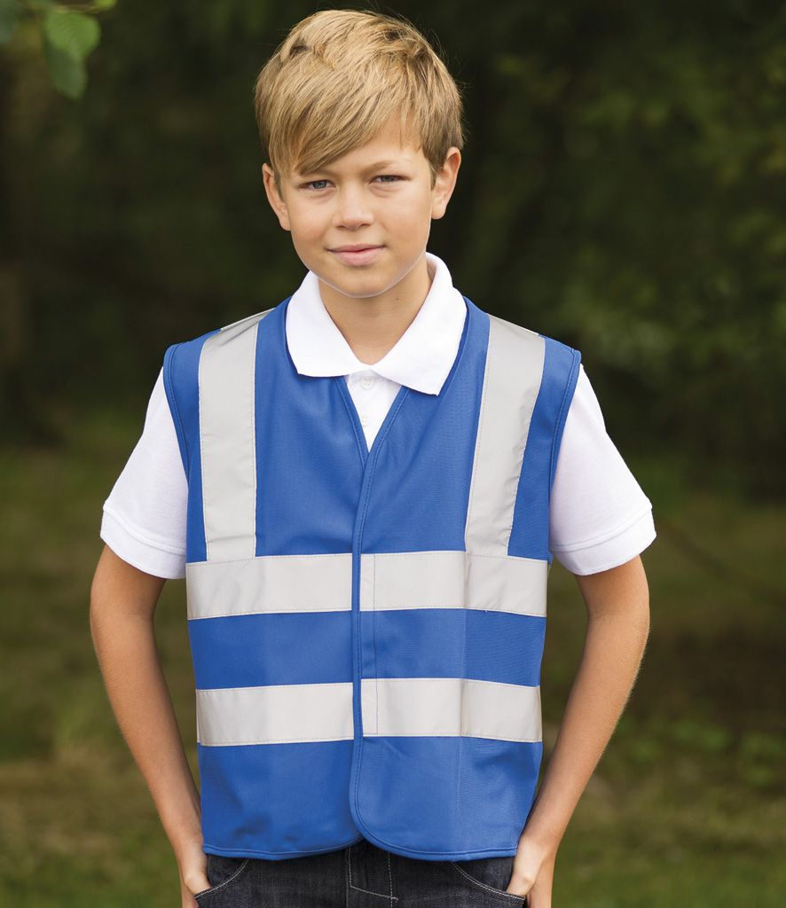 RTY Enhanced Visability Kids Vest