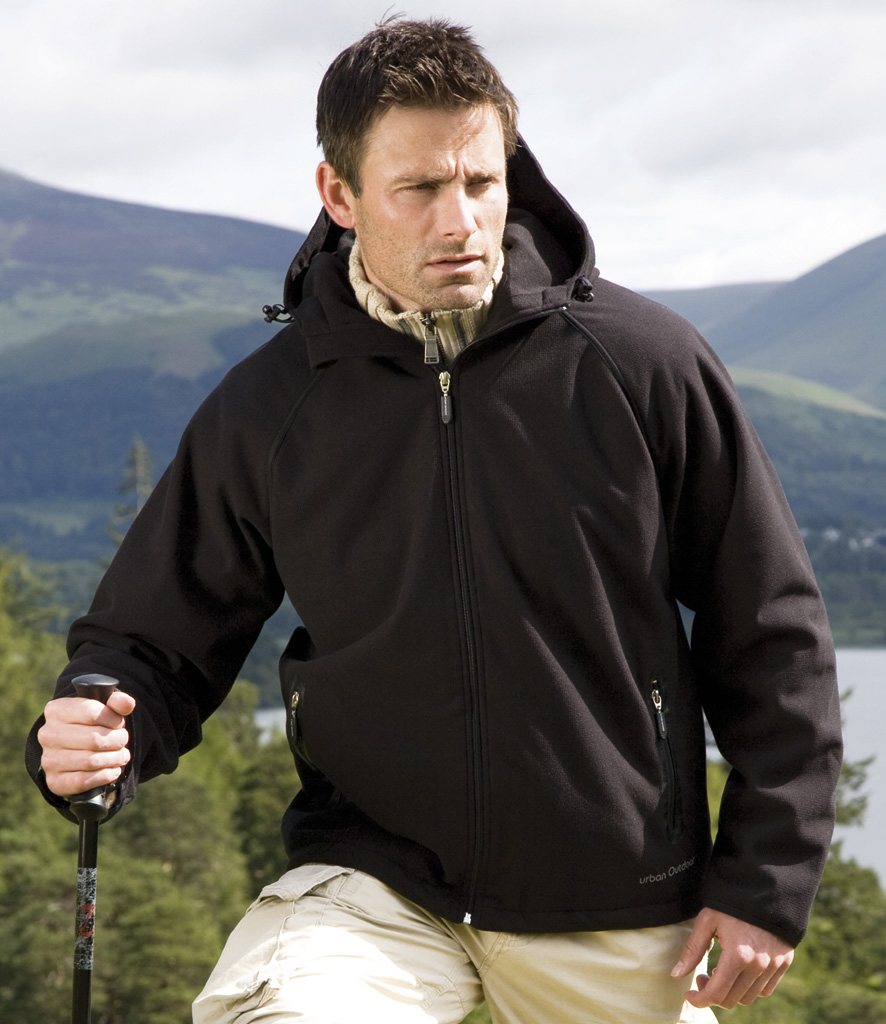 Result Zorax Z-Tech Soft Shell Jacket