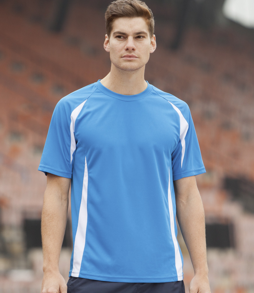 Tombo Teamsport Contrast Performance T-Shirt