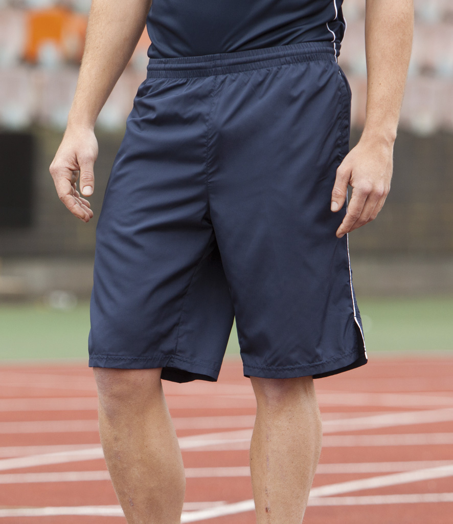 Tombo Teamsport Longline Lined Shorts