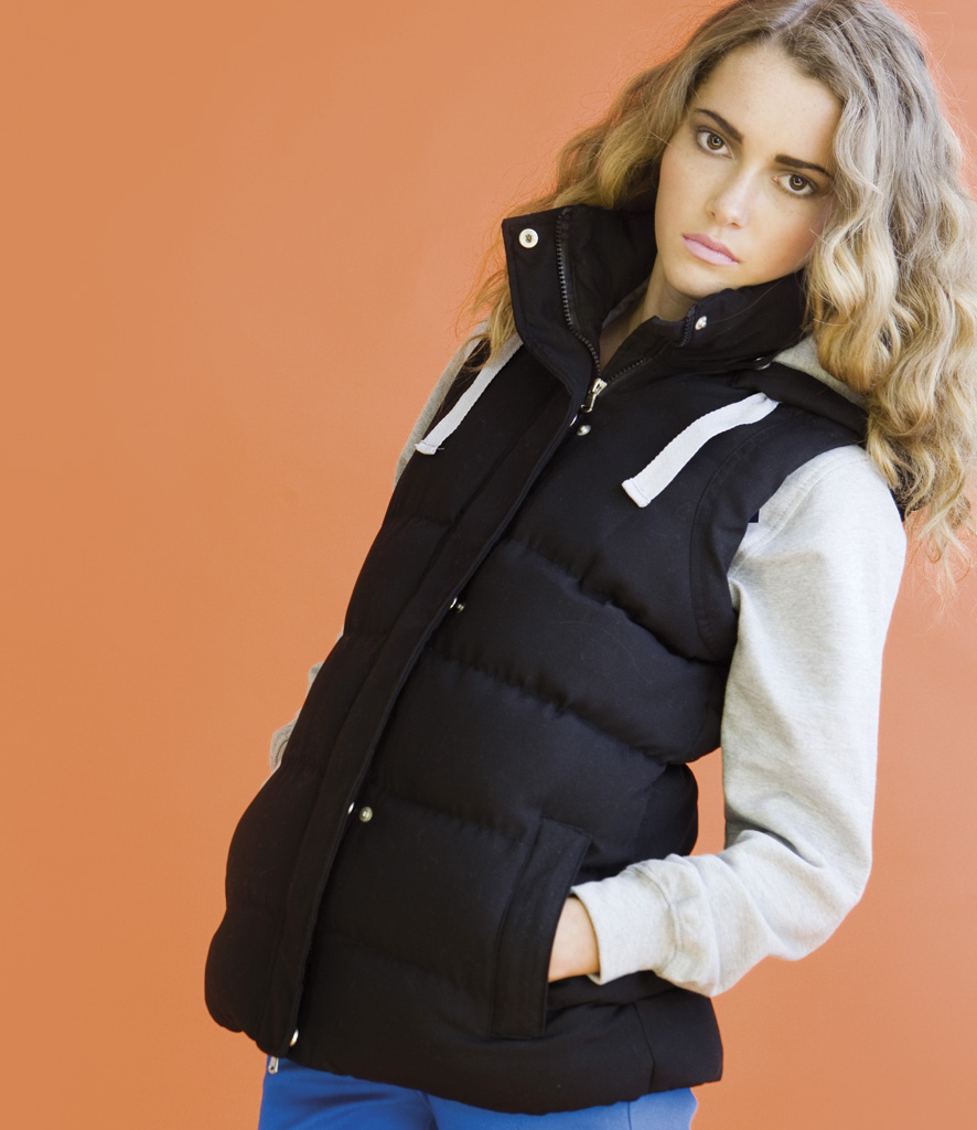 Skinnifit Padded Gilet