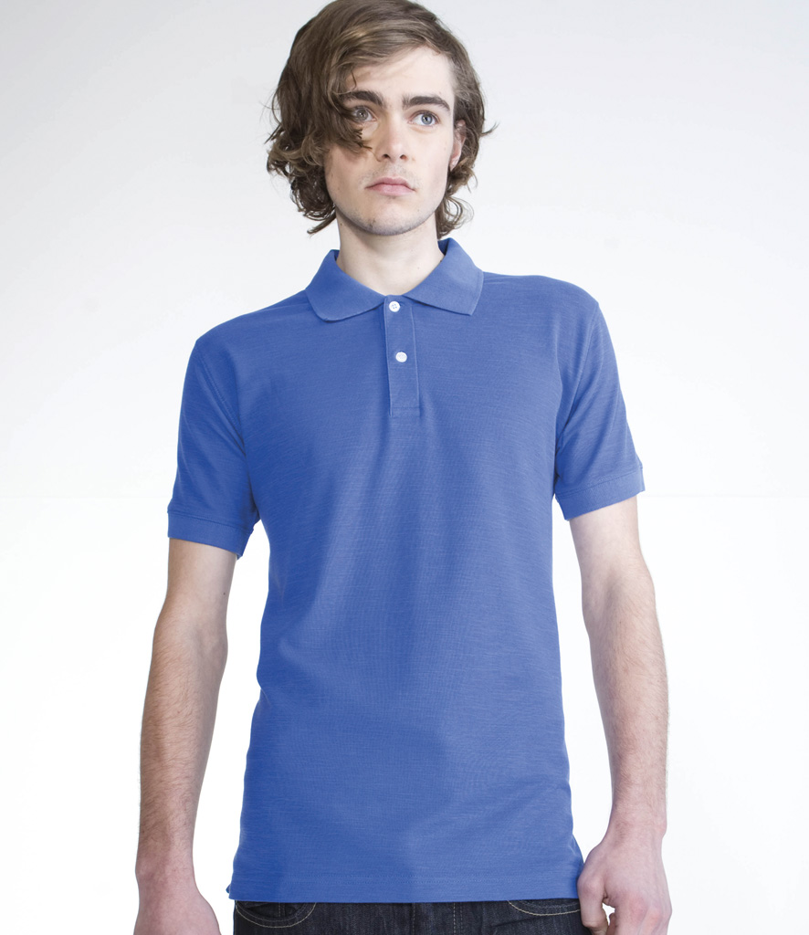 Skinnifitmen Thick and Thin Polo Shirt