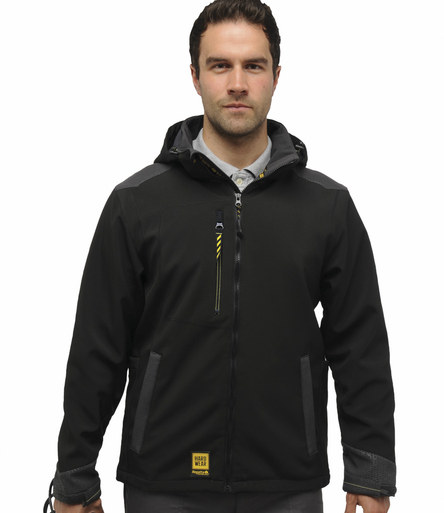 Regatta Hardwear Enforcer Soft Shell Jacket
