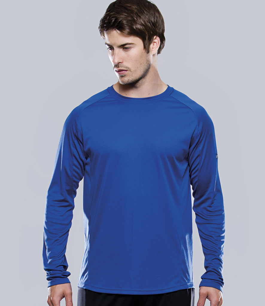 Spalding Essential Long Sleeve T-Shirt