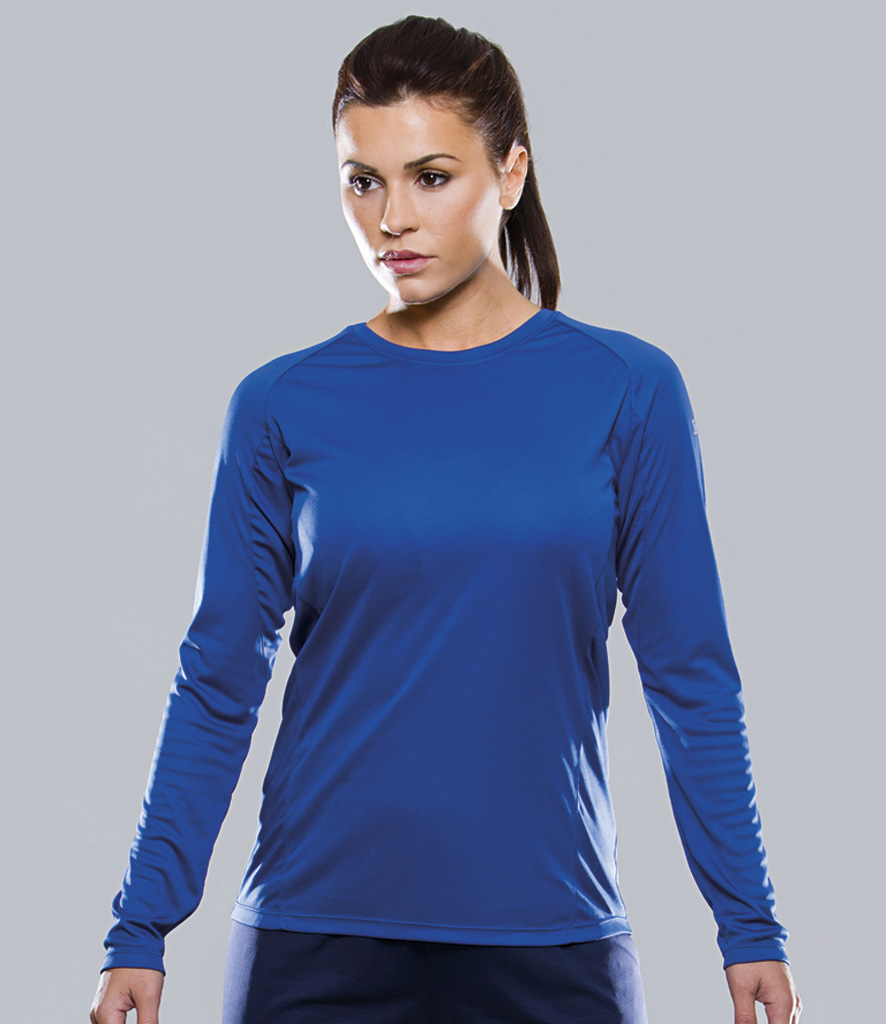Ladies Essential Long Sleeve T-Shirt