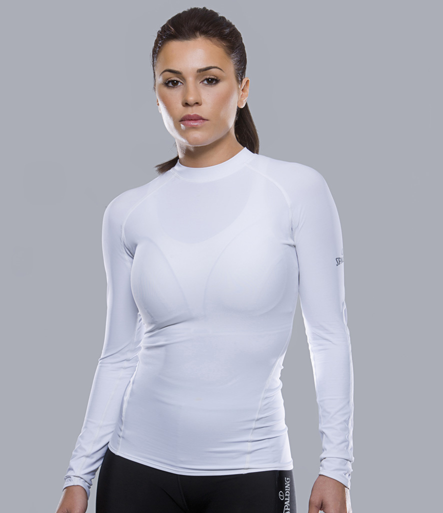 Spalding Ladies Response Long Sleeve Base Layer