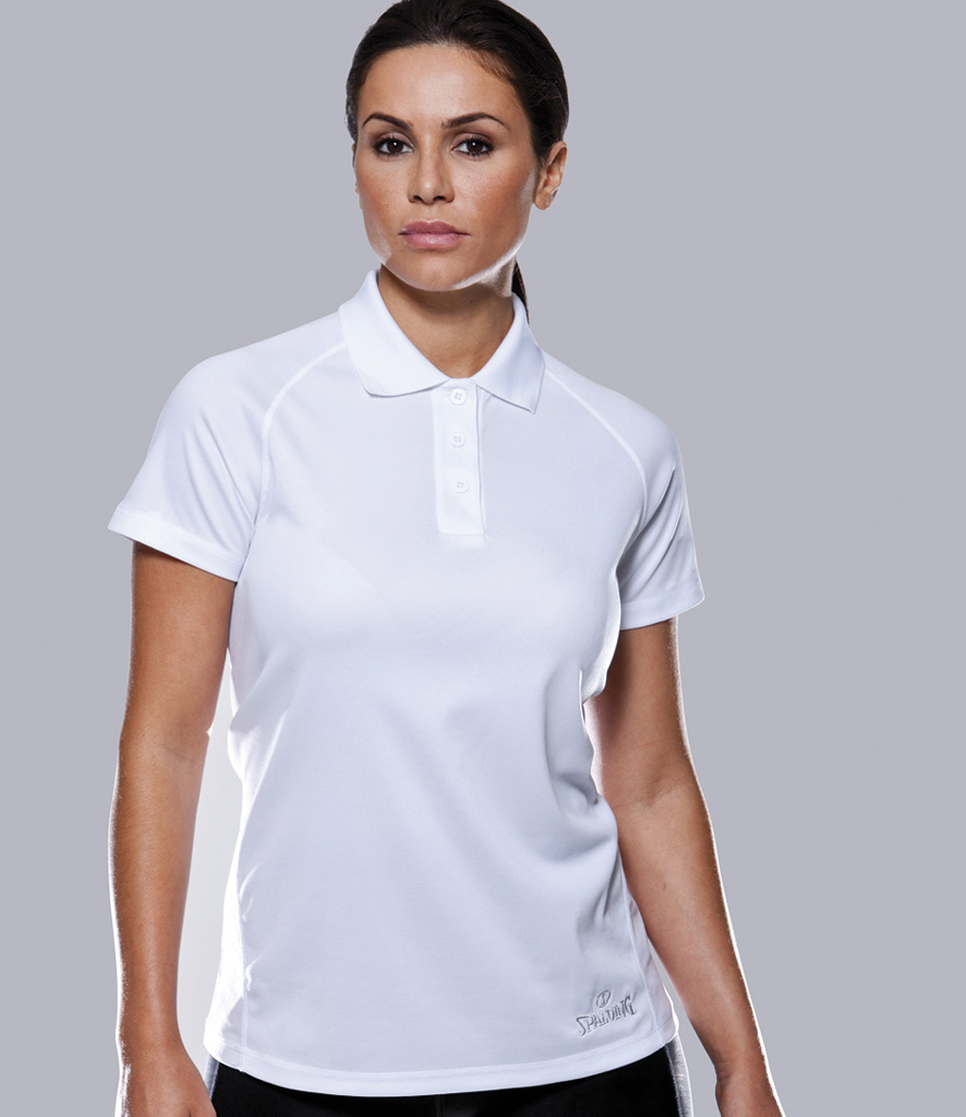 Spalding Ladies Synergy Polo Shirt